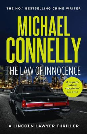 The Law Of Innocence paperback (AUS)