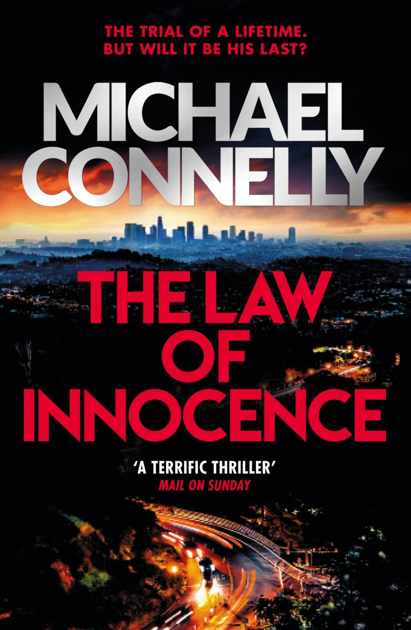 The Law Of Innocence (UK) paperback